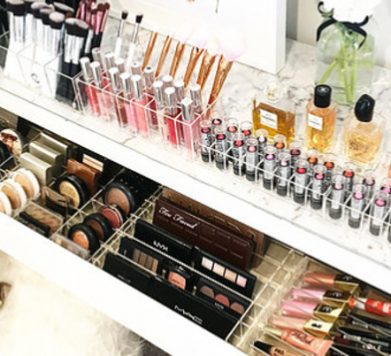 10 Fab Make Up Storage Ideas You Need To Try!