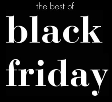 The Best Black Friday Discounts
