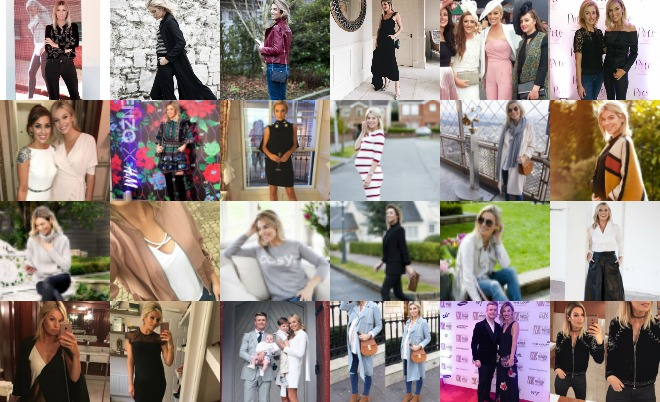 Outfit Roundup Of 2016 Pippa O Connor Official Website