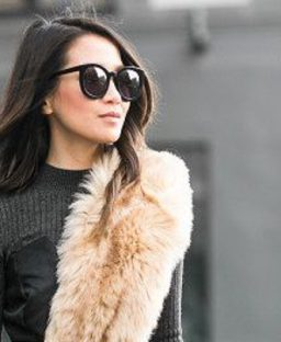Currently Obsessed! Faux Fur Stoles