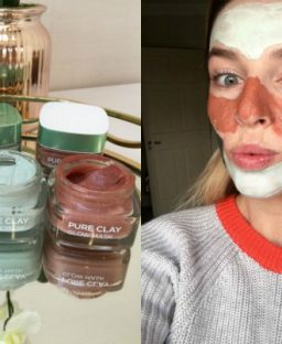 L'Oréal Paris Pure Clay Mask range