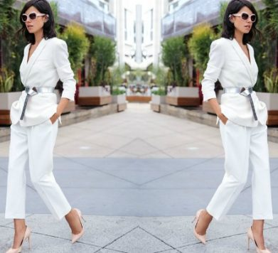 Work A Trouser-Suit Like A Boss Lady