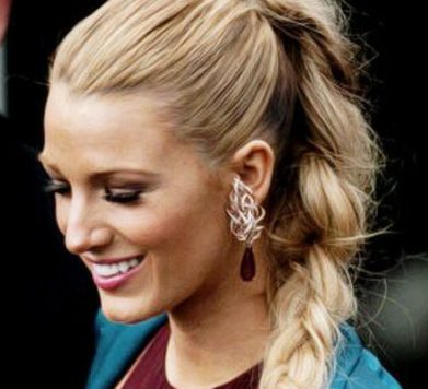 Every time Blake Lively gave us major hair envy