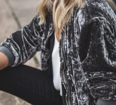 The Bomber Jacket: Your answer to transitional dressing