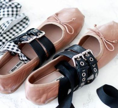 Tuesday Shoesday: The Strappy Flat
