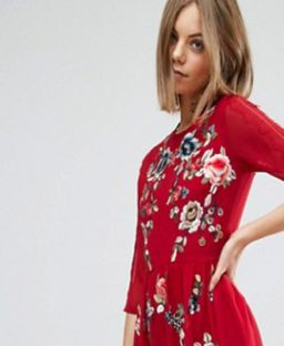 Wedding Guest Dress Ideas For The Petite Gal