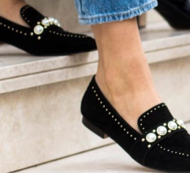 Tuesday Shoesday: The Flat Is Where It's At