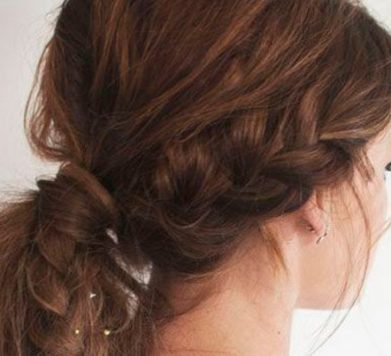 10 Ways To Bring Your Ponytail To The Next Level