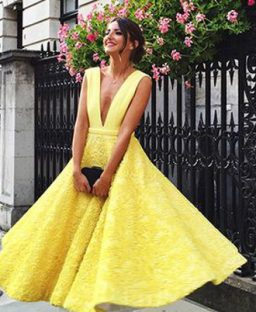 Bring On The Sunshine in a Fabulous Yellow Dress