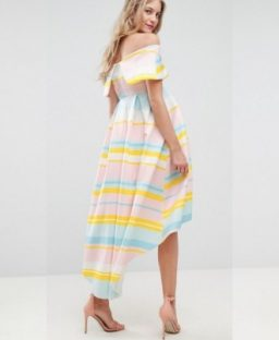 Breezy-Chic Summer Maternity Dresses