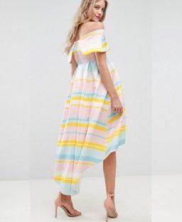 Breezy-Chic Summer Maternity Dresses