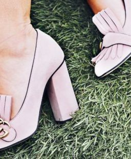 Tuesday Shoesday: It's All About Millennial Pink