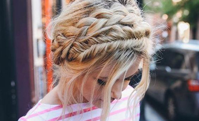 15 Dreamy Undone Updo Hairstyles For Any Special Occasion | Pippa O ...