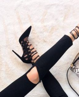 Tuesday Shoesday: The Ultimate Going Out Heels