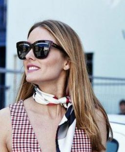 Trend To Try: The Neck Scarf