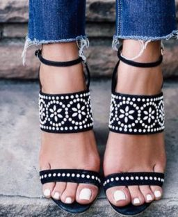 Tuesday Shoesday: Statement Heels To Elevate Your Outfit