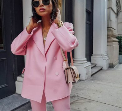 Currently Obsessed: The Power Suit