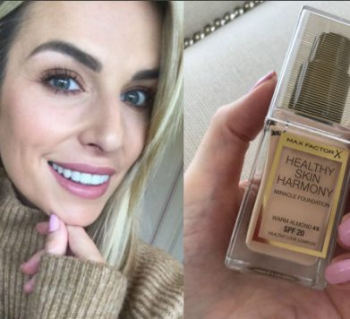 Max Factor's Healthy Skin Harmony Miracle Foundation
