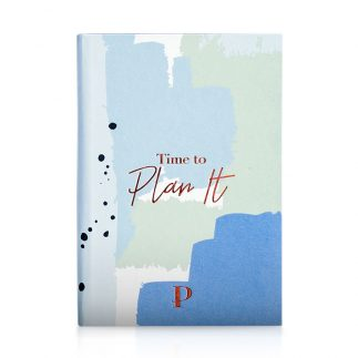 Time To Plan It Diary