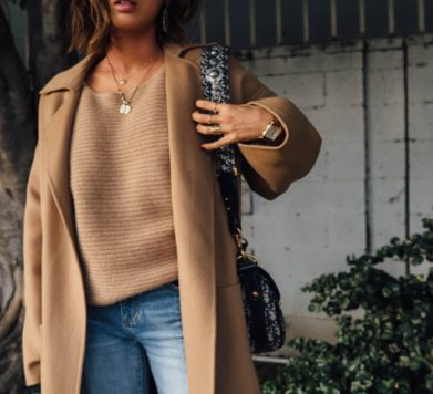 15 Camel Coats You'll Own (& Wear) Forever
