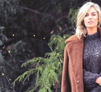 10 Teddy Coats You Need… Because It's Still SO Cold