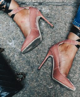 Tuesday Shoesday:  The Valentine's Day Edit