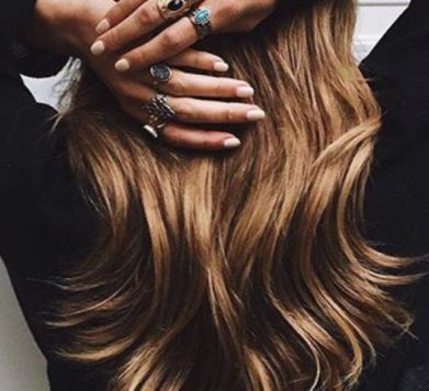 Hair Inspo! Soft Textured Waves (& The Best Tools/Products You Need)