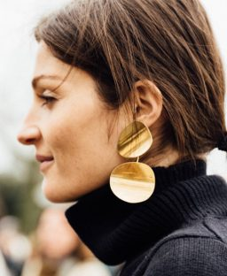 Currently Obsessed: The Statement Earring