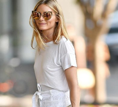 3 Ways To Dress Up A Basic White Tee
