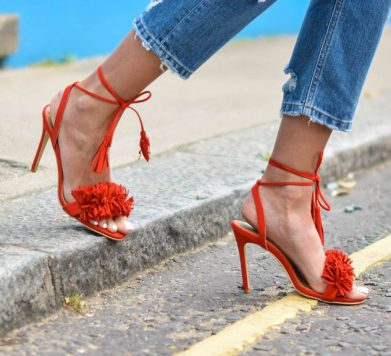Tuesday Shoesday: Party-Perfect Heels