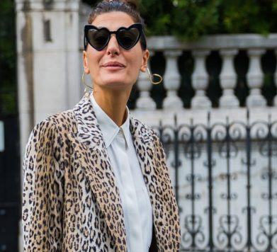 Why Animal Print Is This Season's Fiercest Trend