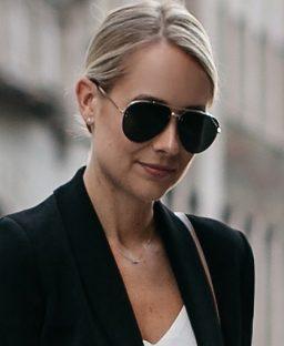 5 Ways To Style A Black Blazer