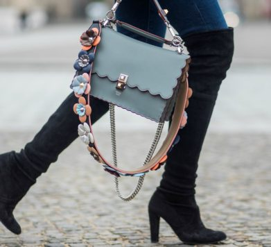 Tuesday Shoesday: Over-The-Knee Boots You'll Live In This Season