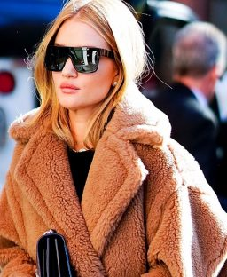 25 Teddy Coats To Snuggle Up In This Winter