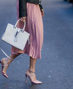 Tuesday Shoesday: Luxe Metallics