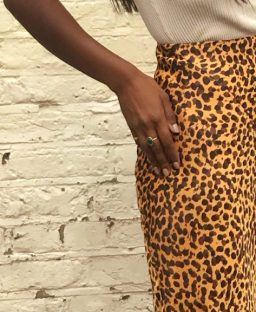 The Satin Slip Skirt: The One Skirt Every Fashion Girl is Wearing