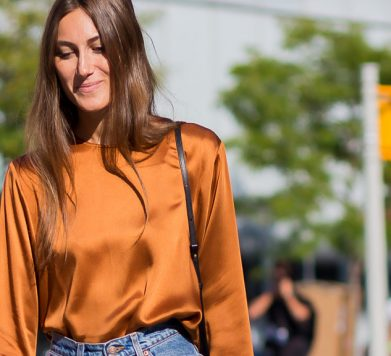 22 of The Chicest Blouses You Need This Spring