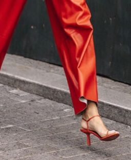 Tuesday Shoesday: The Mid Heels We're Getting On Board With This Season