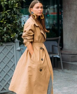 20 Transitional Trench Coats You'll Wear Forever