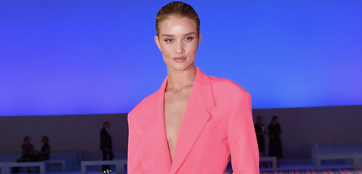 Suit Yourself: Why not choose a power suit over a party dress?