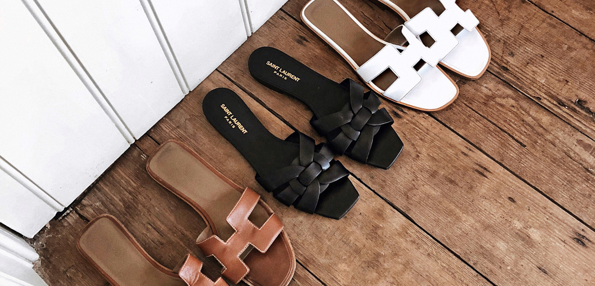 Tuesday Shoesday: Slider Sandals You're About To See Everywhere