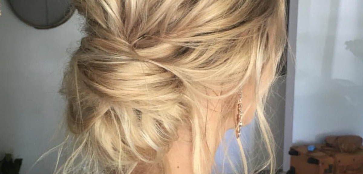 10 Dreamy, Soft & Undone Updos Perfect For Any Special Occasion