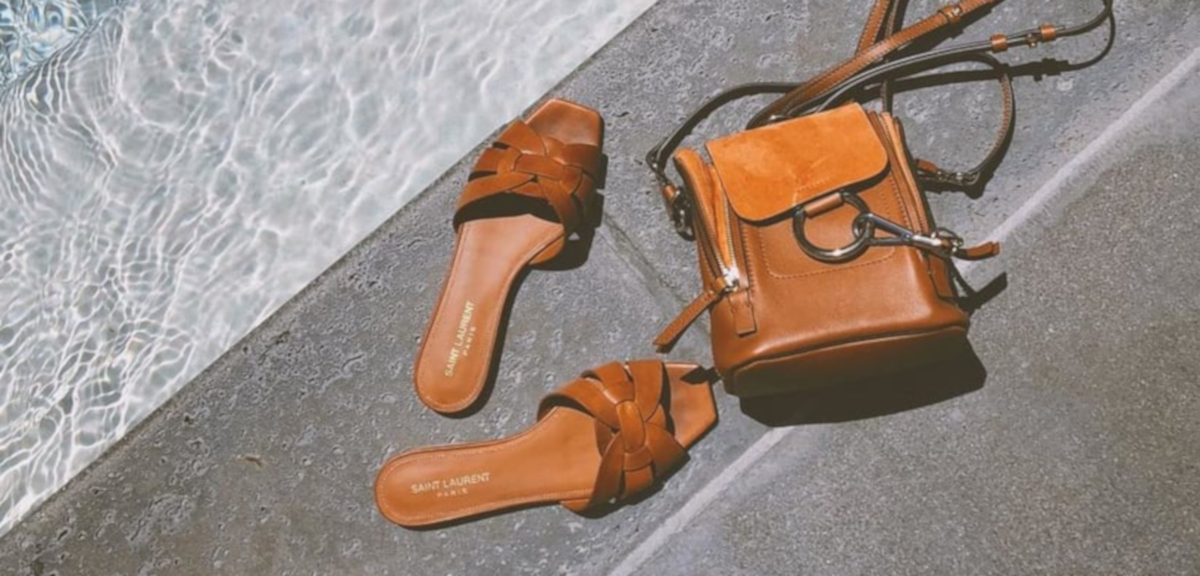 Tuesday Shoesday: Pool Party Chic
