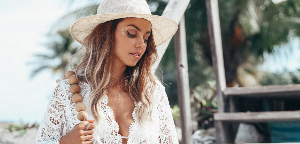 The Chicest Cover Ups To Wear On & Off The Beach