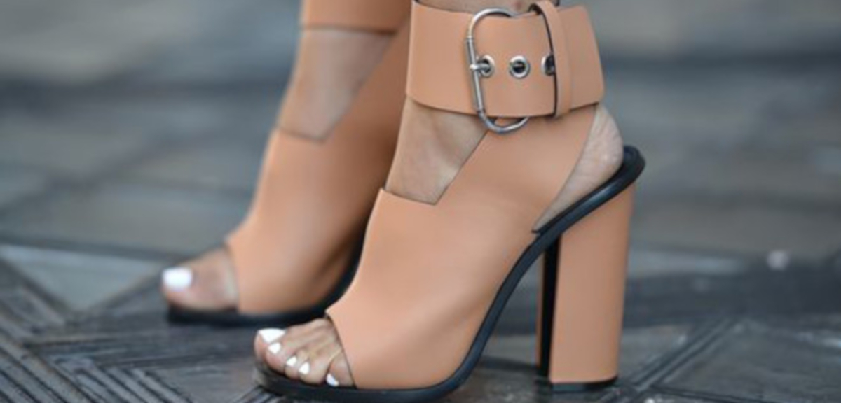 Tuesday Shoesday: Look Chic Without Sacrificing on Comfort in Block Heel Sandals