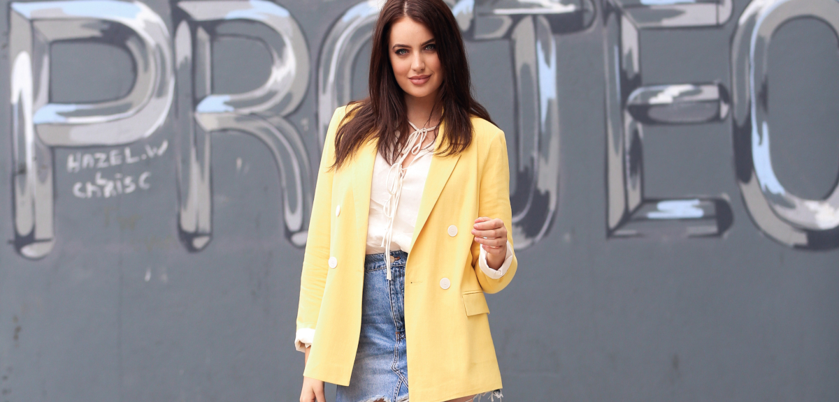 Our Shopping Guide To Summer 19's Sunshine Yellow Trend