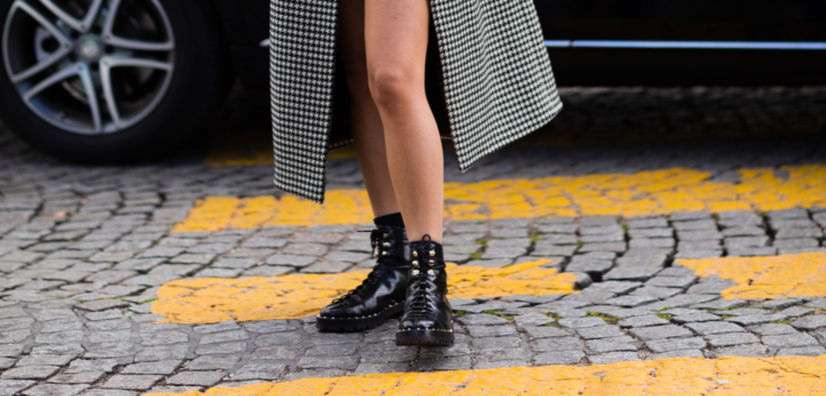 Tuesday Shoesday: It's Chunky Boot Season