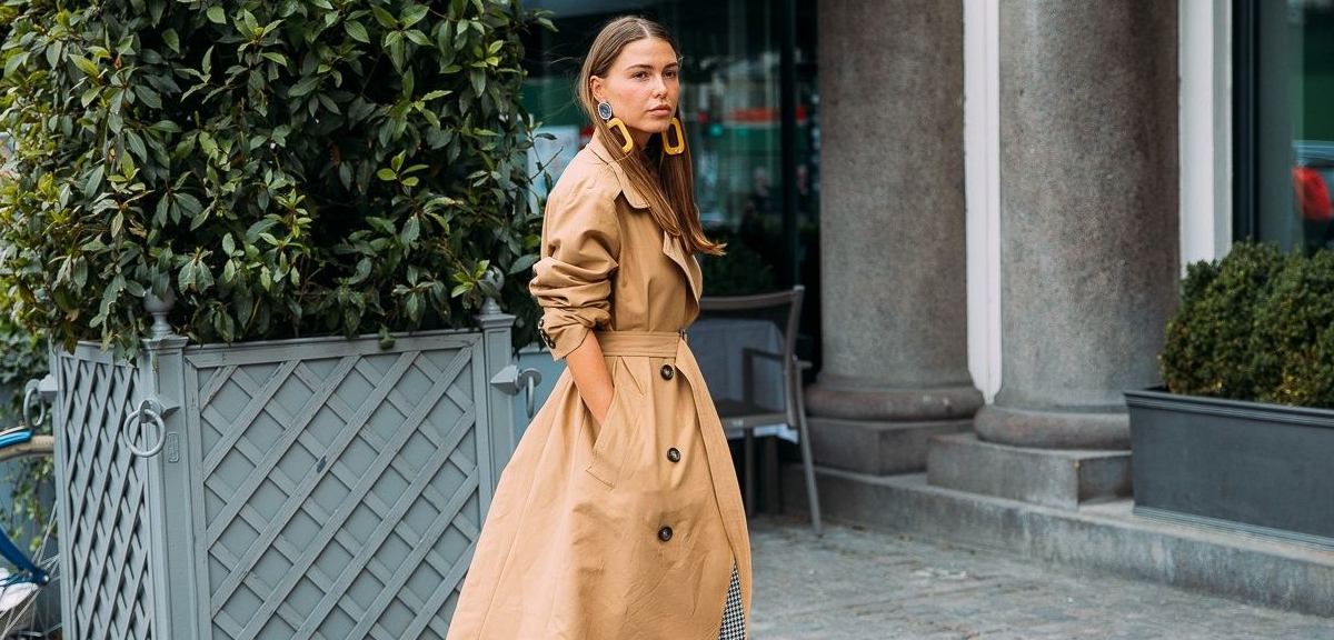 All About The Timeless Trench Coat