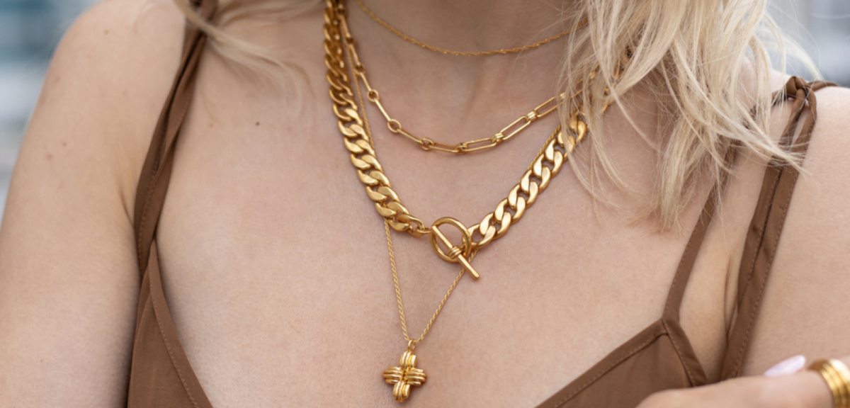 The Gold Chains You Need To Chic Up Any Outfit