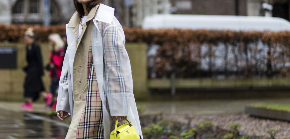 The Chicest Raincoats To Up Your Style Credentials When It's Pouring